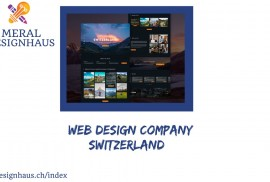 Web Design Company Switzerland, Computer & Telecoms, Web Services, 6052, Dubai